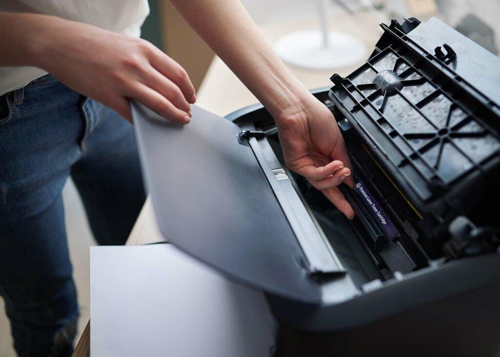 Impresora Obsoleta